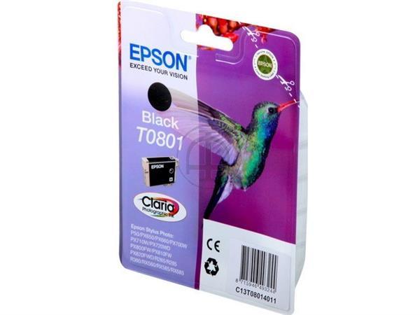 C13T08014011 EPSON ST PHRX265 INK BLACK 7.4ml 300p