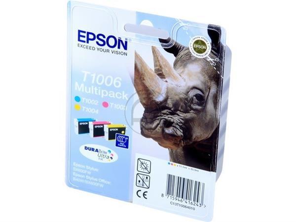 C13T10064010 EPSON B40W INK (3) CMY 3x11x1ml multi