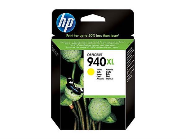 C4909AE HP OJ PRO8000 INK YELLOW HC HP940XL 16ml 1