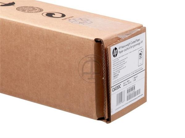 C6030C HP COATED PAPER ROLL 36 914mmx30.5m 130gr
