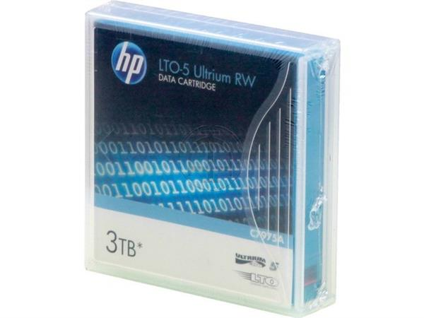 C7975A HP DC ULTRIUM5 LTO5 without label 1.5-3TB 8