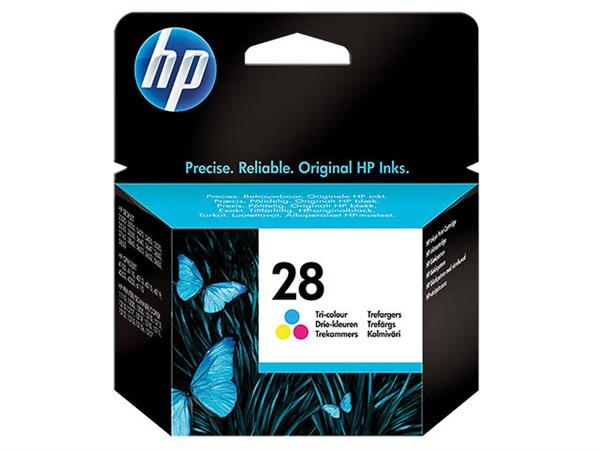 C8728AE HP DJ3420 INK COLOR HP28 8ml 190pages