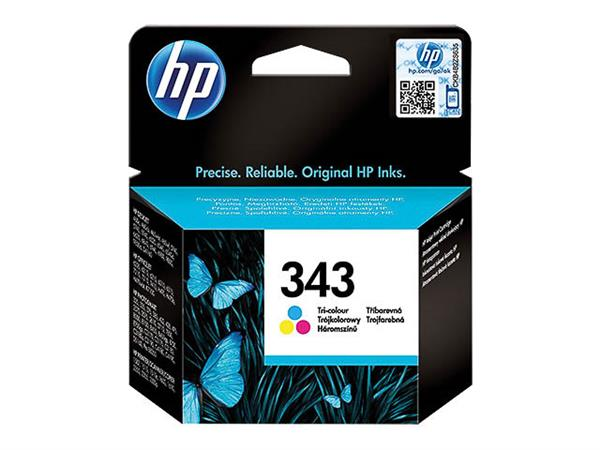 C8766EE HP DJ5740 INK COLOR HP343 7ml 330pages