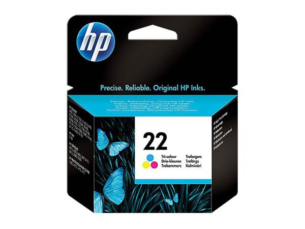 C9352AE HP PSC1410 INK COLOR HP22 5ml 138pages sta