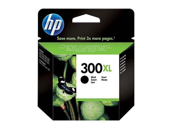 CC641EE HP DJD2560 INK BLACK HC HP300XL 12ml 600pa
