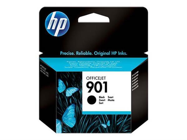 CC653AE HP OJJ4580 INK BLACK ST HP901 4ml 200pages