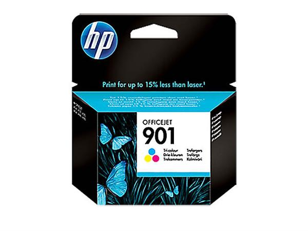 CC656AE HP OJJ4580 INK COLOR HP901 9ml 360pages st