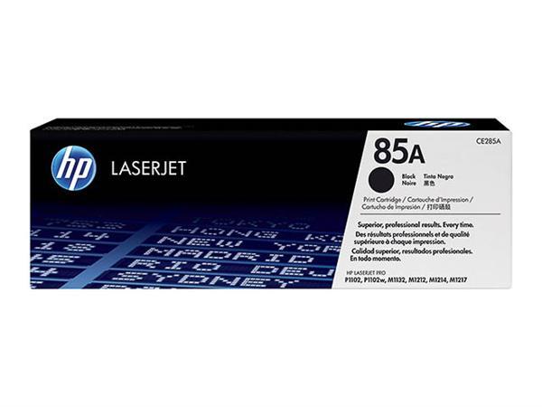 CE285A HP LJ P1002 CARTRIDGE BLACK HP85A 1600pages