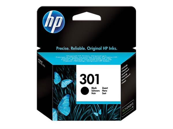 CH561EE HP DJ1050 INK BLACK ST HP301 3ml 190pages