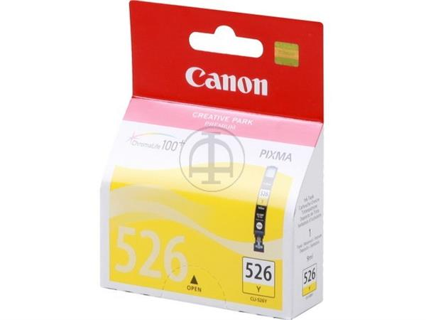 CLI526Y CANON IP4850 INK YELLOW 4543B001 No.526 9m