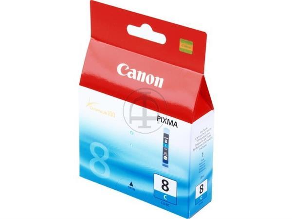 CLI8C CANON MP800 INK CYAN 0621B001 No.8 13ml 400p