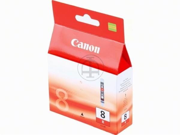 CLI8R CANON PRO9000 INK RED 0626B001 No.8 13ml 420pages