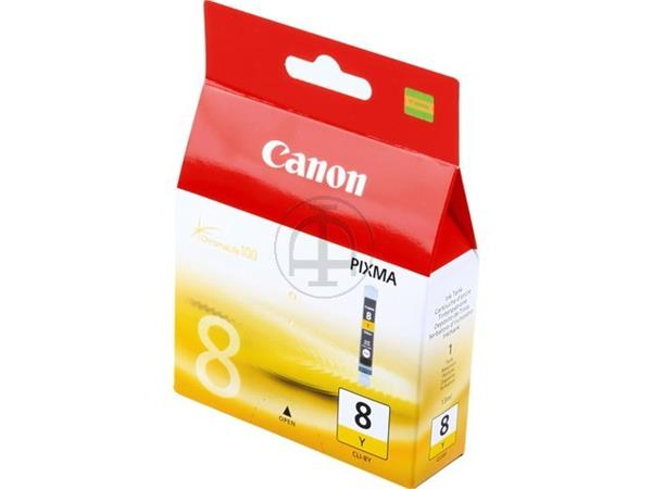 CLI8Y CANON MP800 INK YELLOW 0623B001 No.8 13ml 40
