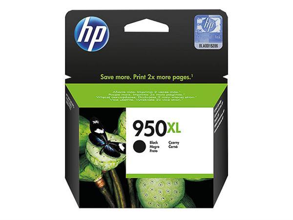 CN045AE HP OJ PRO8100 INK BLACK HC HP950XL 53ml 23
