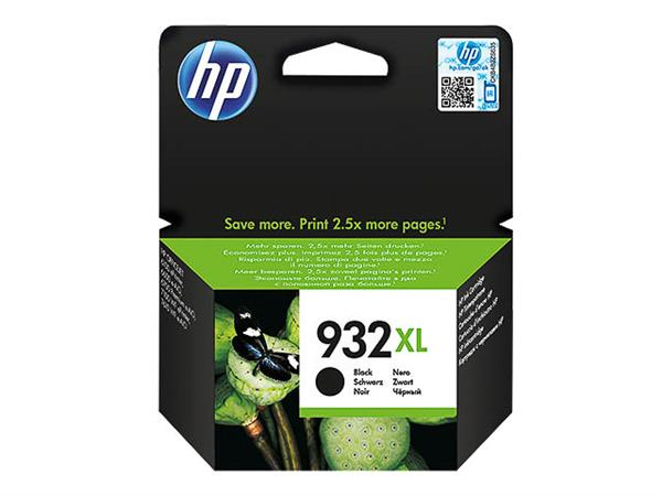 CN053AE#BGX HP OJ6600 INK BLACK HC HP932XL 1000pag
