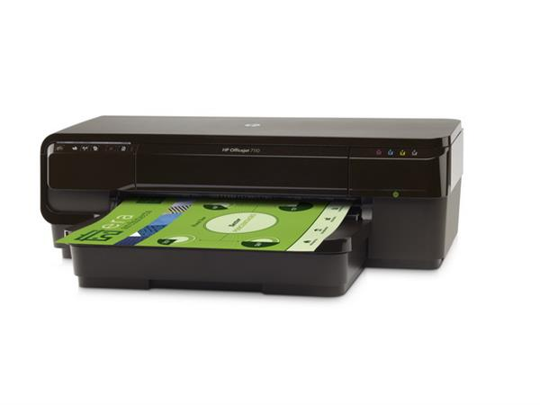 HP OJ 7110 INKJET PRINTER CR768A#A81 A3/WLAN/color