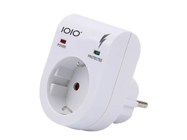 OLYMPIA SINGLE SOCKET OUTLET 41210 SD2100 S overvoltage protection