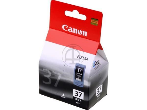 PG37 CANON IP2500 INK BLACK 2145B001 No.37 11ml 22