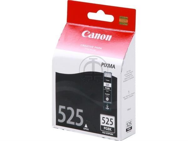 PGI525PGBK CANON IP4850 INK BLACK 4529B001 No.525