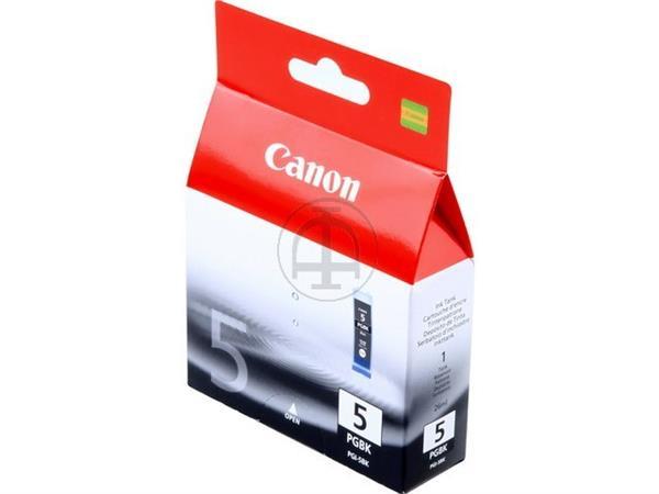 PGI5BK CANON MP800 INK BLACK 0628B001 No.5 26ml 50