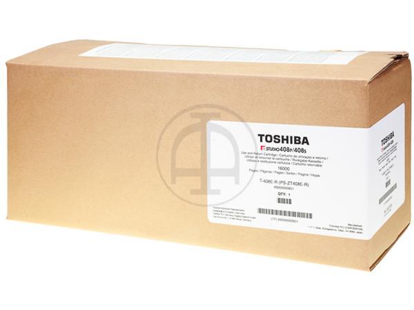 T408ER TOSHIBA ESTUDIO 408P TONER BLACK 6B00000085
