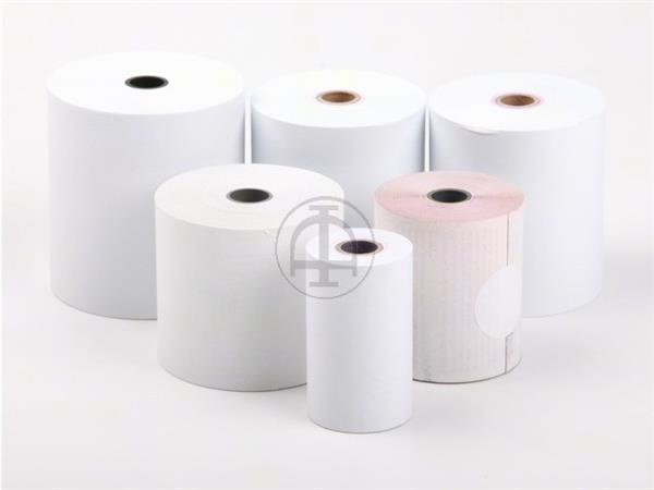 THERMAL ROLL 57x62x12mm BPA-FREE length approximat