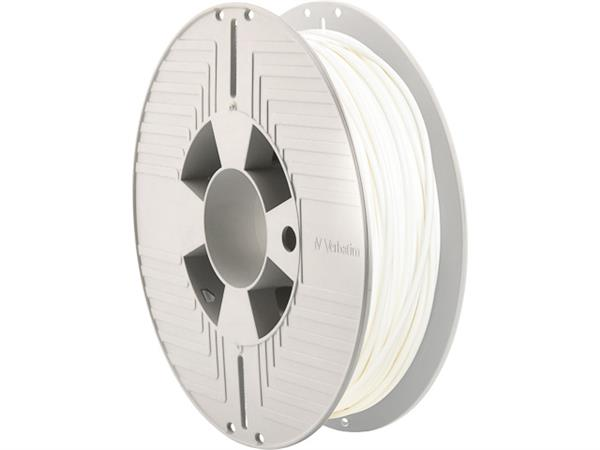 VERBATIM DURABIO FILAMENT WHITE 55150 1.75mm 500gr