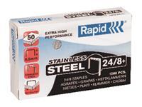 NIETEN RAPID 24/8 RVS SUPER STRONG 1000ST