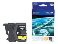 INKCARTRIDGE BROTHER LC-985 GEEL