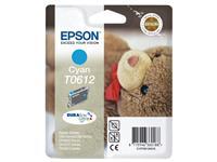 INKCARTRIDGE EPSON T061240 BLAUW