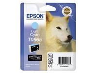 INKCARTRIDGE EPSON T096540 LICHT BLAUW