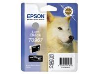 INKCARTRIDGE EPSON T096740 LICHT ZWART
