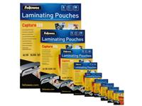 LAMINEERHOES FELLOWES A3 2X80MICRON GLANS