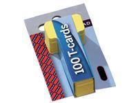 PLANBORD T-KAART A5548-14 15MM GEEL