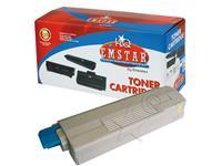 TONER EMSTAR OKI 43872305- C5650/5750 YELLOW
