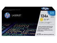 TONERCARTRIDGE HP 124A Q6002A 2K GEEL