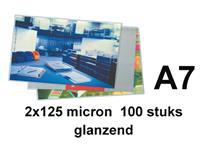 LAMINEERHOES GBC A7 2X125MICRON
