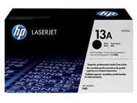 TONERCARTRIDGE HP 13A Q2613A 2.5K ZWART