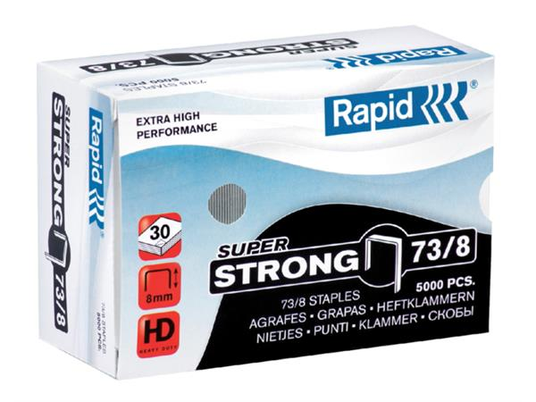 NIETEN RAPID 73/8 GEGALV SUPER STRONG 5000ST