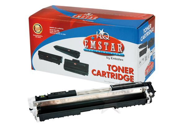TONER EMSTAR CANON CRG-729/LBP7010/7018/CE310A BK
