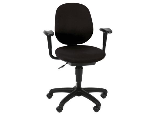 Bureau Stoel Kopen : Online bureaustoel euroseats brussel middel hoge rug zw kopen