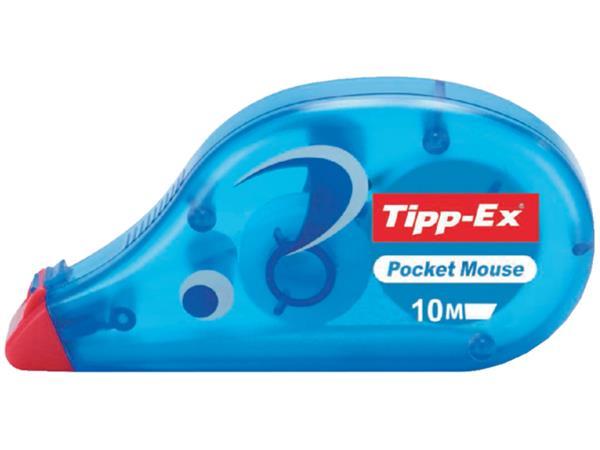 CORRECTIEROLLER TIPP-EX POCKET MOUSE 4.2MM