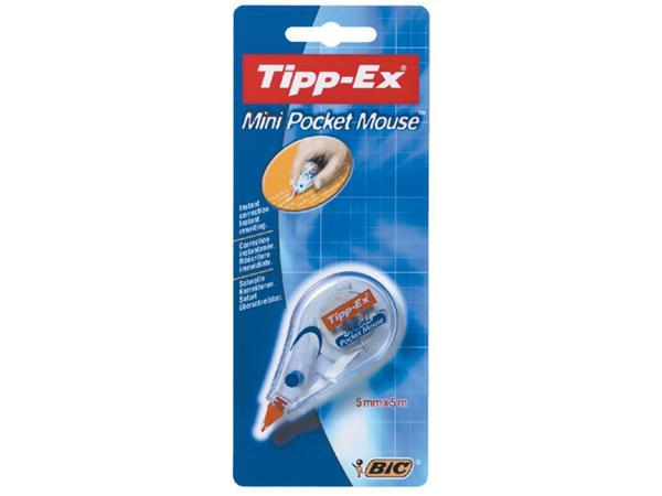 CORRECTIETAPE TIPP-EX POCKET MINI MOUSE 5MM