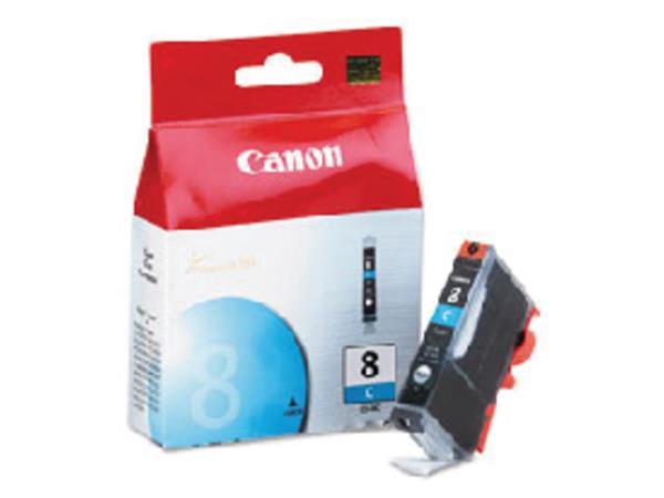 INKCARTRIDGE CANON CLI-8 BLAUW