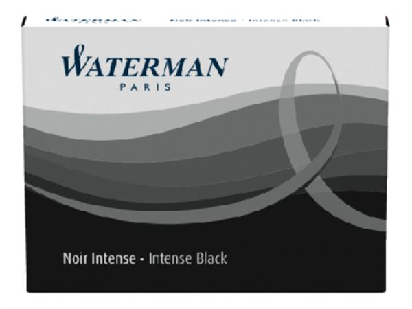INKTPATROON WATERMAN INTERNATIONAAL ZWART
