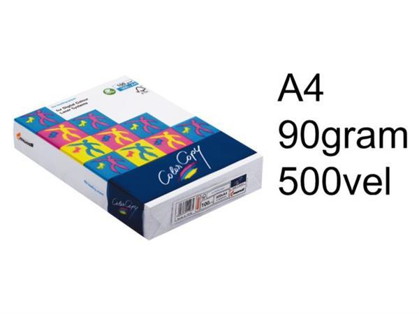 LASERPAPIER COLOR COPY DIGITAL A4 90GR WIT
