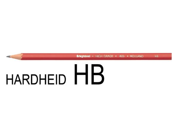 POTLOOD BRUYNZEEL 0405K HB