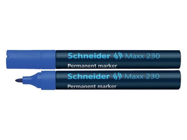 VILTSTIFT SCHNEIDER 230 ROND 1.5-3MM BLAUW