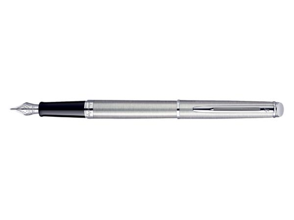 VULPEN WATERMAN HEMIS CT STAINLESS STEEL F