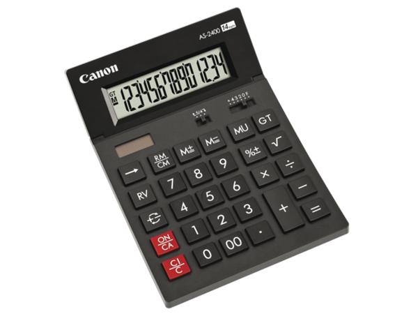 REKENMACHINE CANON AS-2400